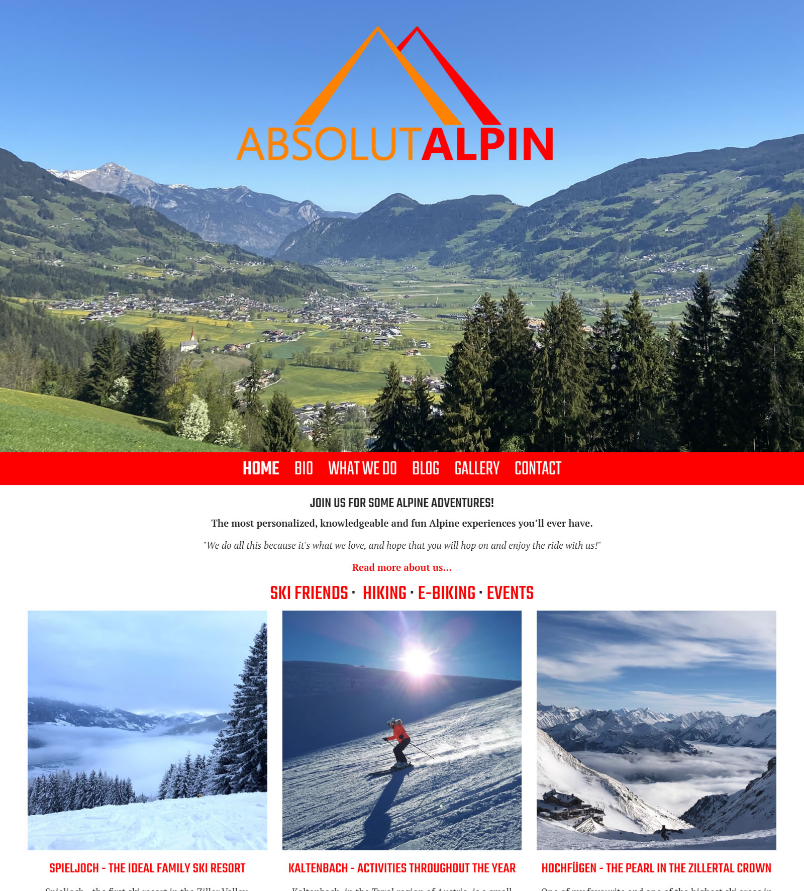 Absolut Alpin